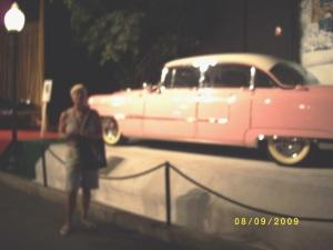 Elvis Presly's Graceland - 8-9-09 006 me-cadillac