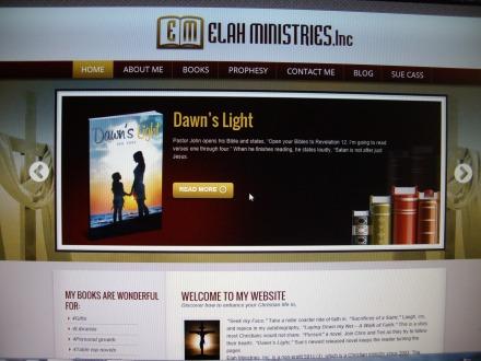 New Elah website